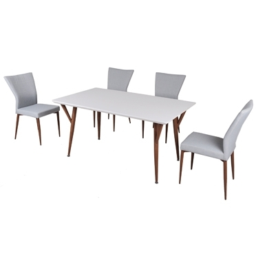 Rio 5-piece dining set