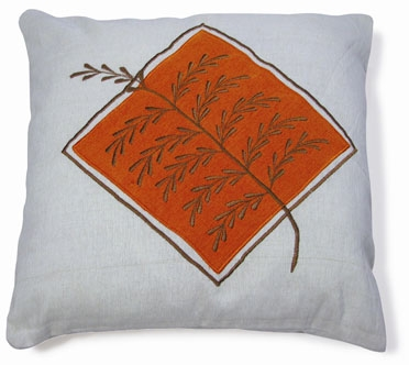 Pillow Grain-Orange / 601011